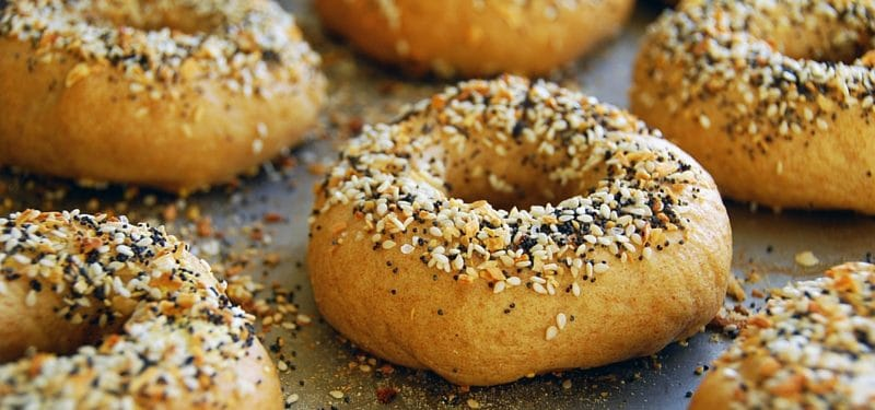 The 7 Worst Breakfast Foods to Eat in the Morning - Bagels