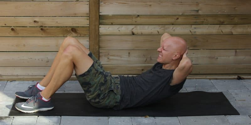 Workout Mistakes - Stop Doing Sit-Ups