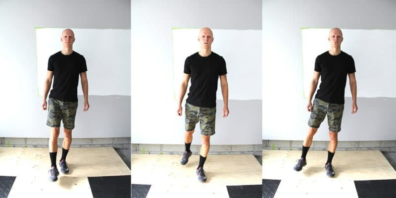 Best Glute Exercises - Standing Leg Circles