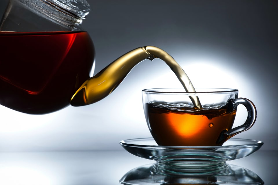 Caffeine Content - Black Tea