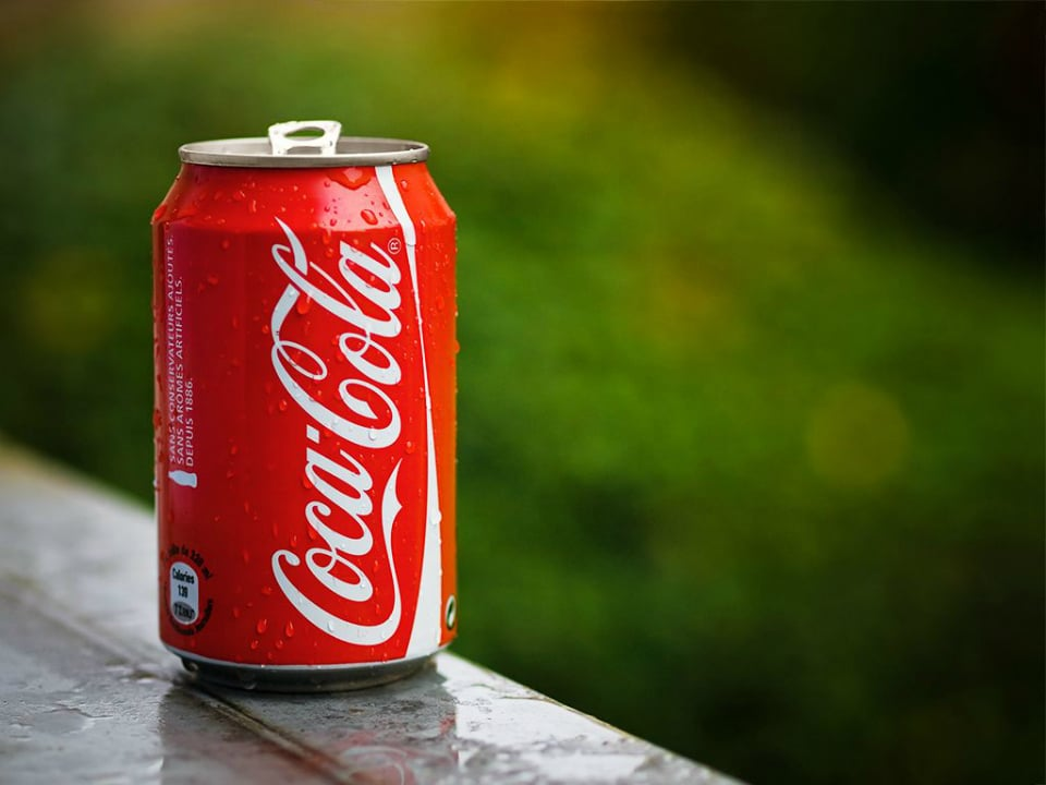 Caffeine Content - Coca Cola