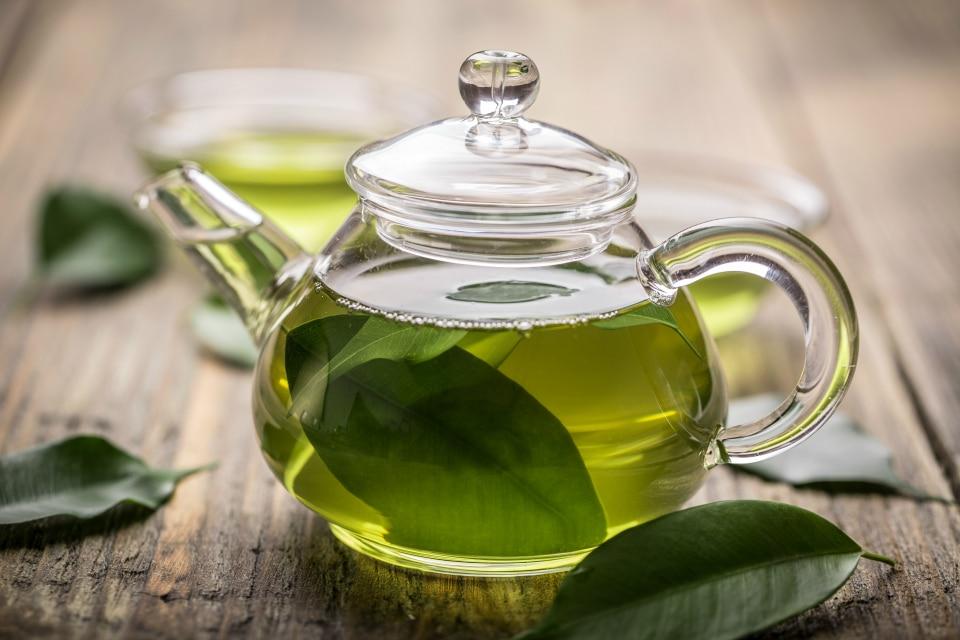 Caffeine Content - Green Tea