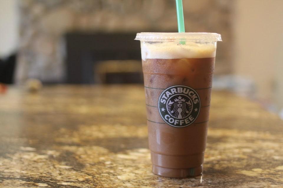 Caffeine Content - Iced Coffee