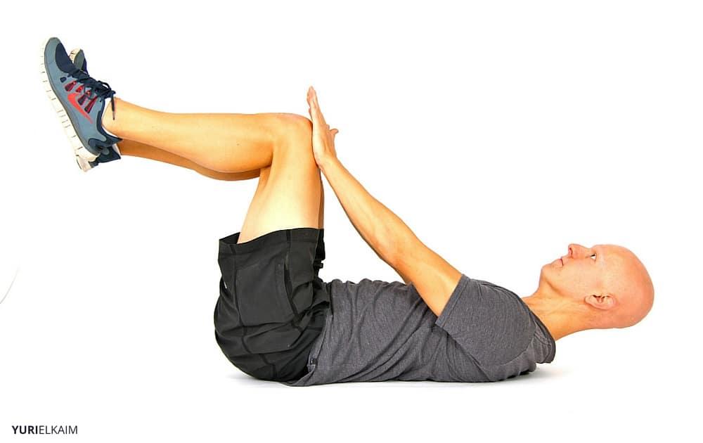 Core Strength Exercises - The Deadbug