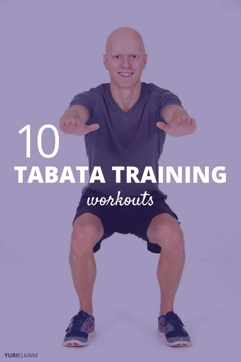 How to Use Tabata Training - 10 Interval Workouts