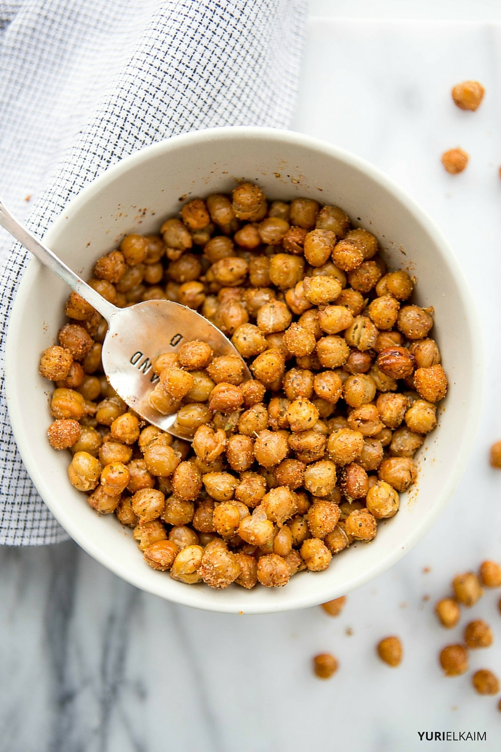 Thai Roasted Chickpeas