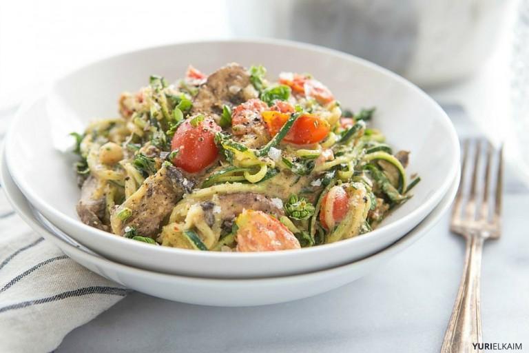 One Pot Wonder Tomato Basil Pasta (It'll Blow You Away)