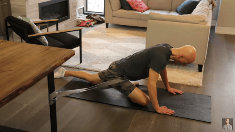 Stretching Out the Glutes