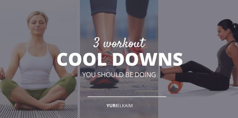 The 3 Workout Cool Downs You Should Absolutely Be Doing