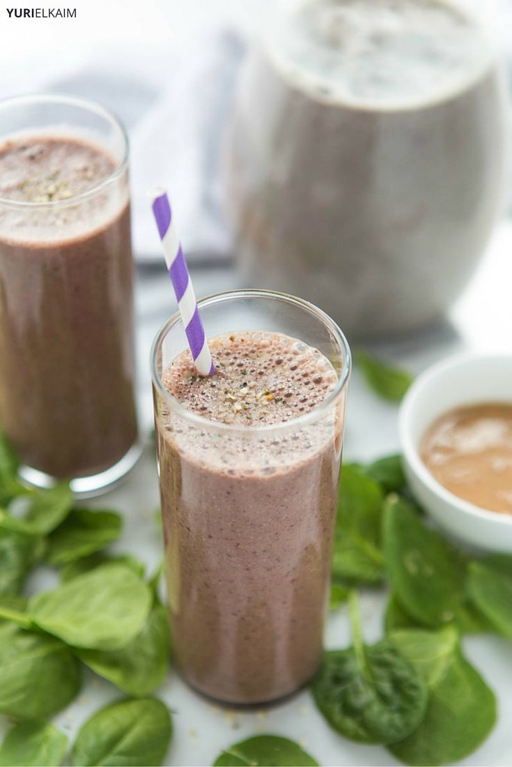 The Best Post-Workout Peanut Butter Protein Shake of All Time