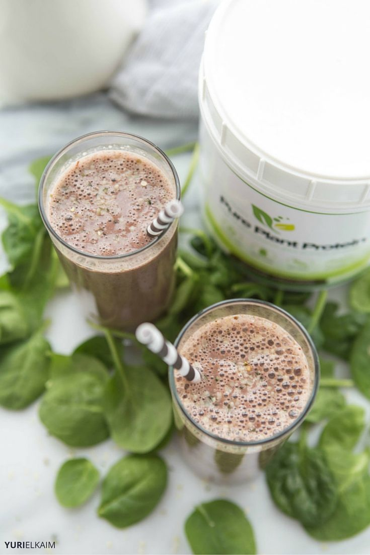 The Best Post-Workout Peanut Butter Protein Shake
