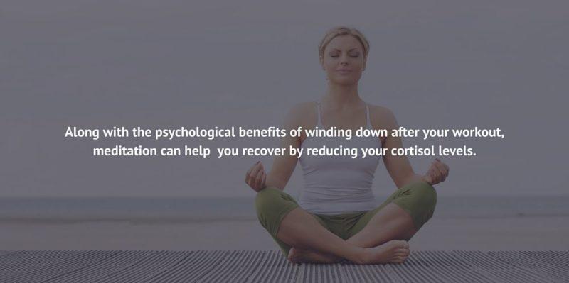 Workout Cool Down #3 - Meditation