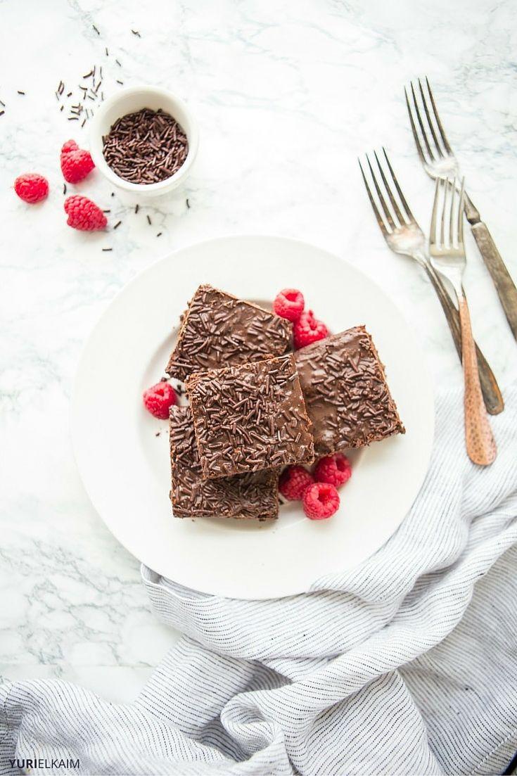 Gluten-Free Protein Brownies