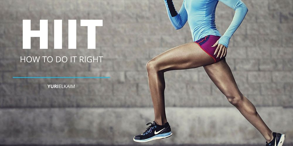How to Do Interval Training - The Right Way