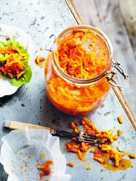 Indian Kimchi - Sarah Wilson