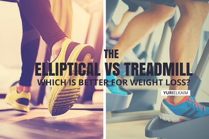 Elliptical vs Treadmill - Which Is Better for Weight Loss?