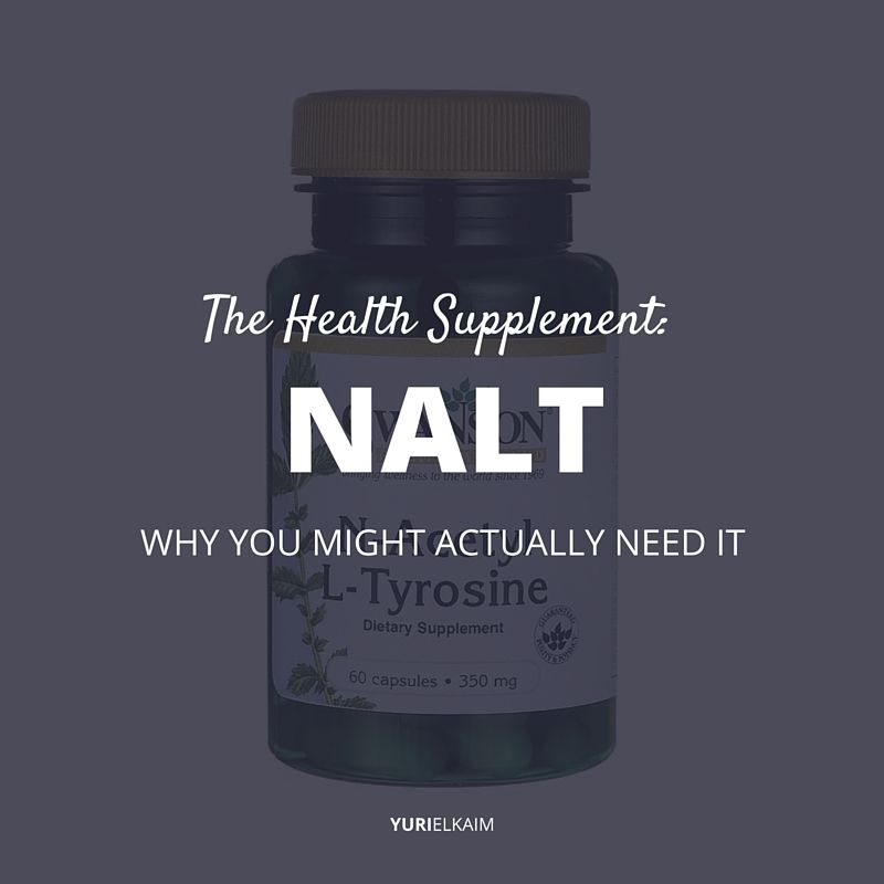 N-Acetyl L-Tyrosine: The One Amino Acid Supplement Your Body Might Actually Need