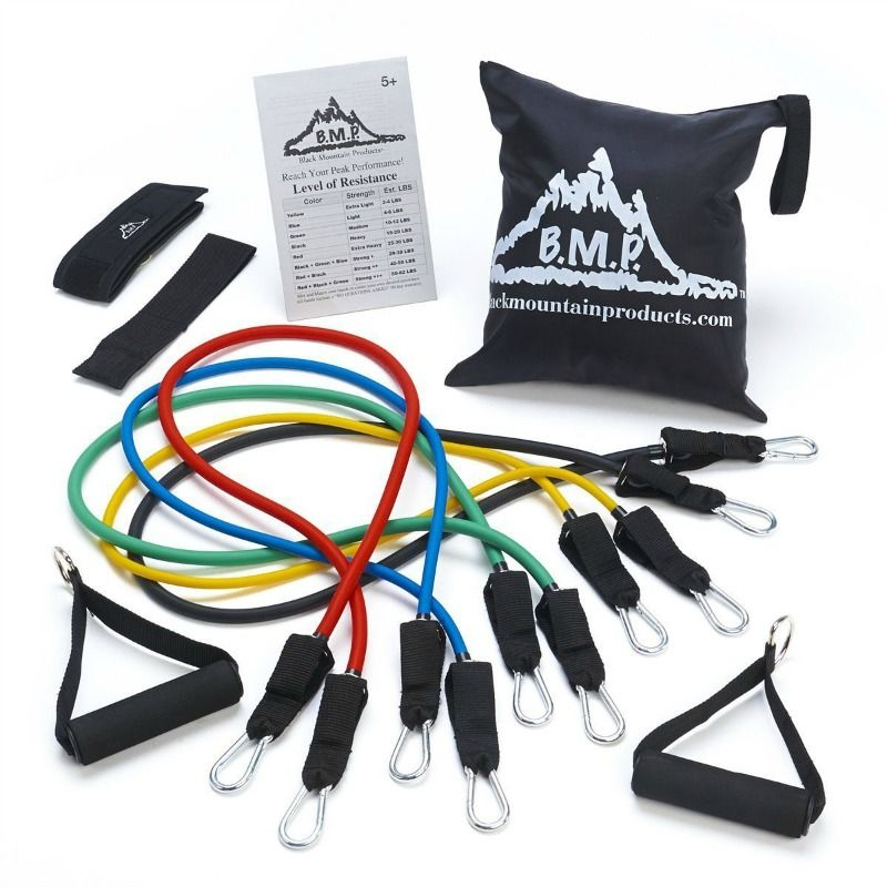 Resistance Bands Will Help You Build Muscle