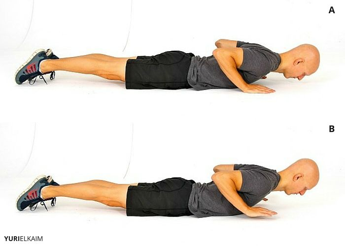 Back Extension Sequence