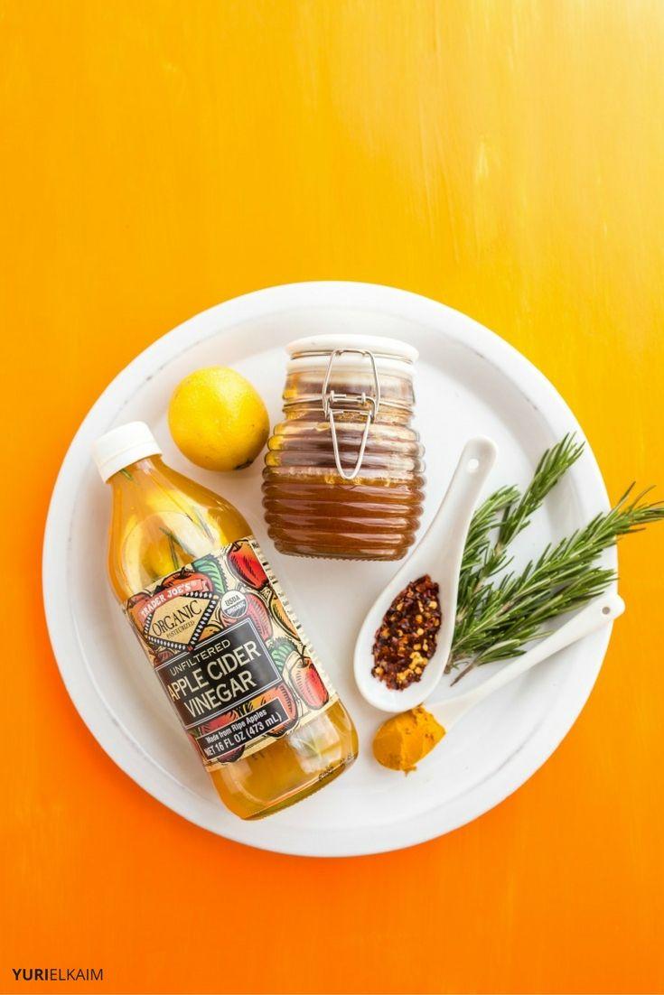 Apple Cider Vinegar Drink Ingredients