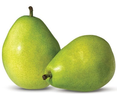 Choose Low Glycemic Fruit - Pears