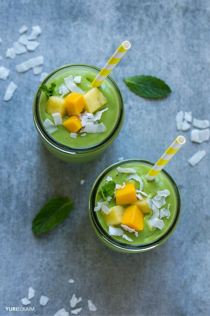 The Ultimate Healthy Smoothie Meal