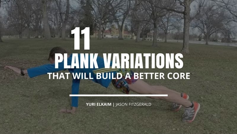 11 Unique Plank Variations That Will Build a Better Core