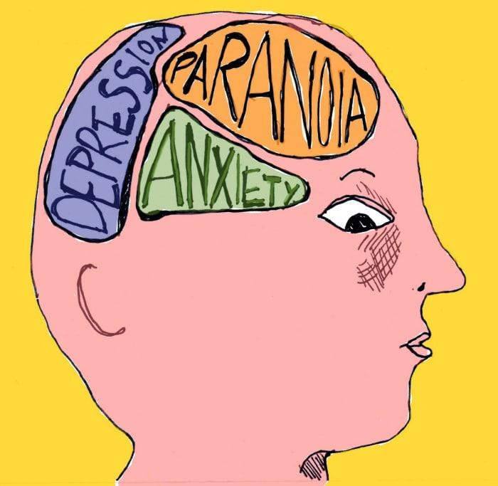 mental health animation