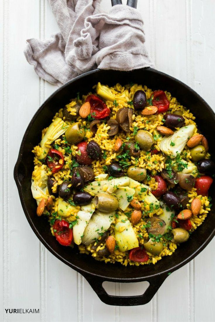 Paella Recipe (with Seafood Option)