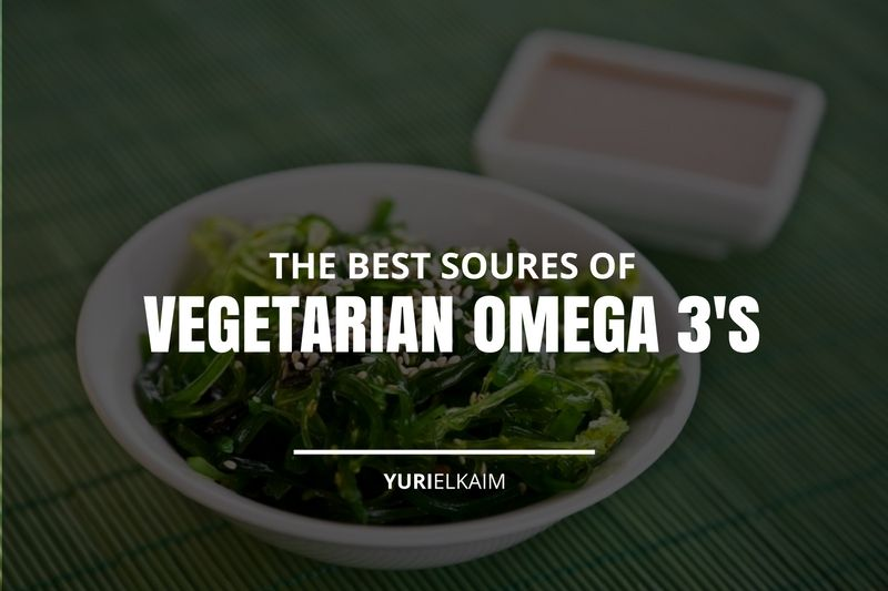 The Best Vegetarian Sources of Omega 3 to Know