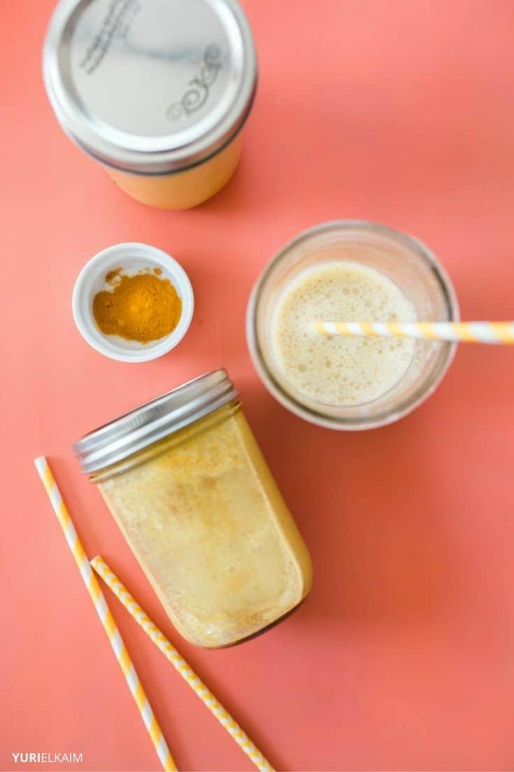 Tumeric Milk Recipe