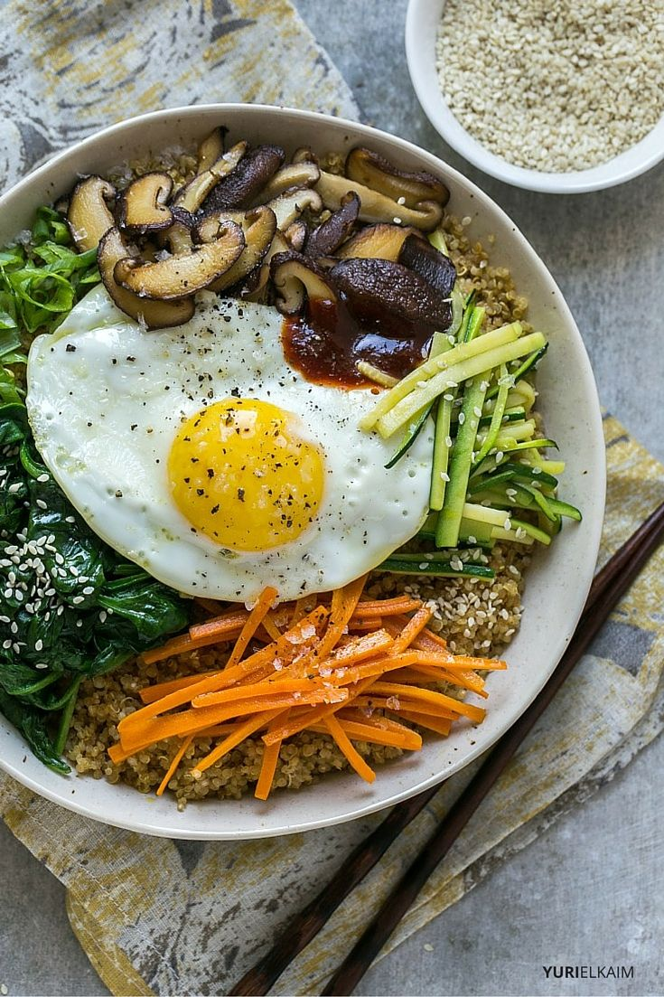 vegetarian-bibimbap-recipe