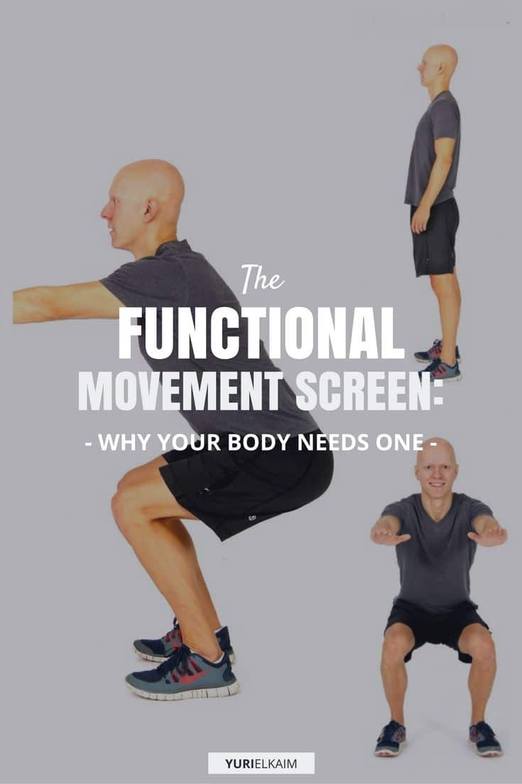 Functional Movement Screen: Why You Need One