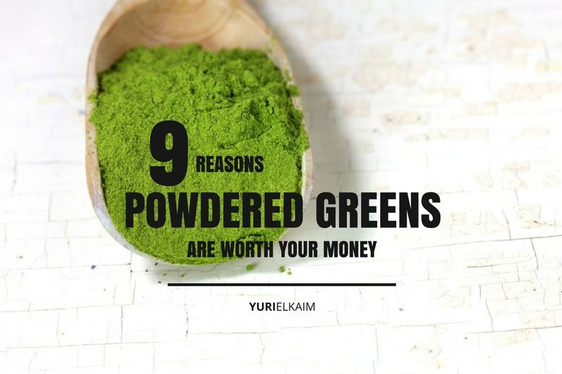 9 Reasons Powdered Greens Are Worth Your Money