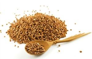Iron-Rich Foods - Buckwheat