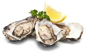Iron-Rich Foods - Oysters