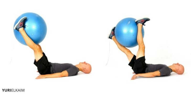 supine-straight-leg-ball-twists-ab-exercise