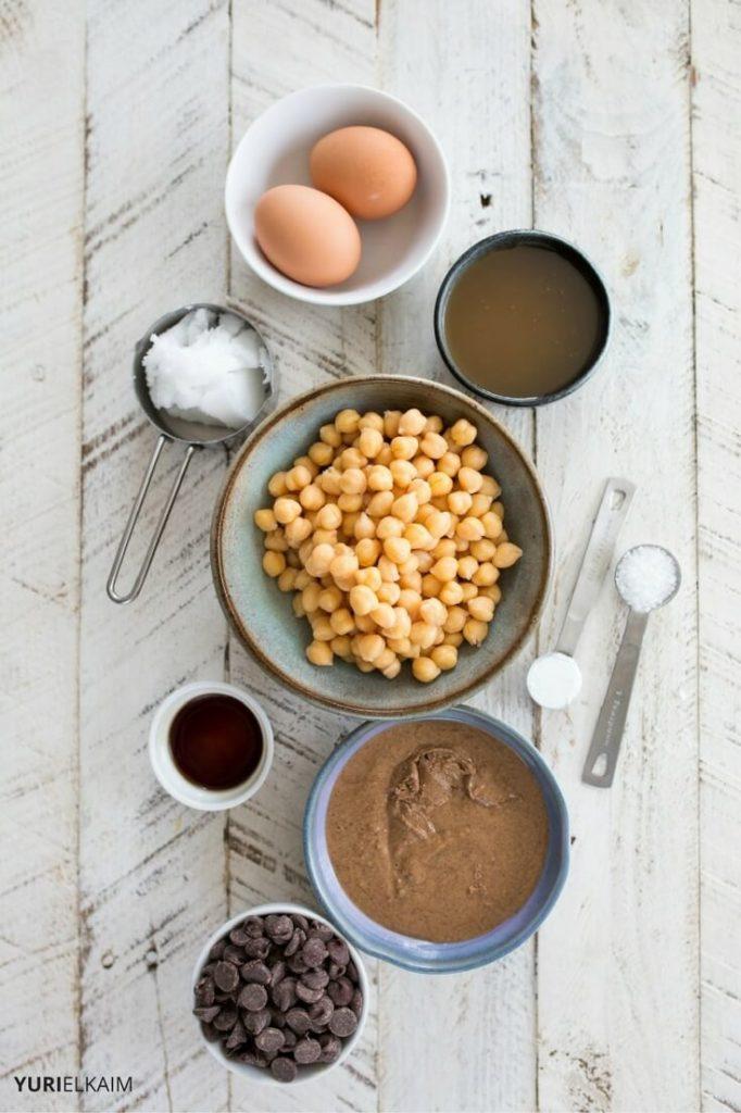 chickpea-blondies-ingredients