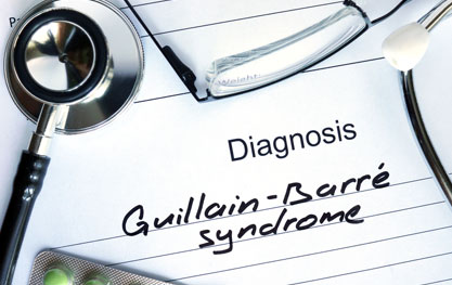 Guillain-Barre Syndrome from Flu Shot