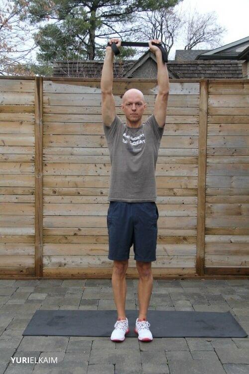 Shoulder Band Stretch