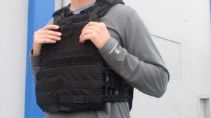 5.11 Tactical Plate Carrier Weighted Vest
