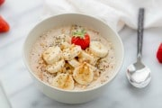 Banana Bread Paleo Porridge