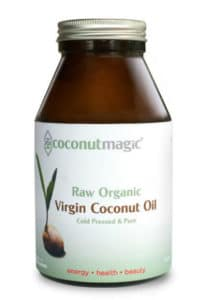 Natural Remedies for Dandruff - Coconut Oil