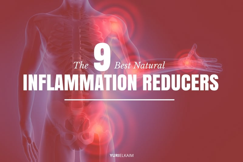 The 9 Best Natural Inflammation Reducers