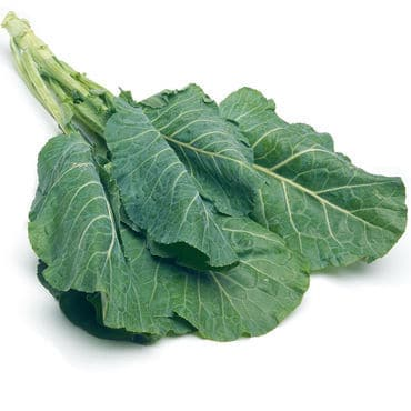 Foods Highest in Calcium - Collard Greens