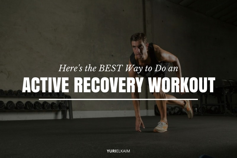 The Best Way to Do an Active Recovery Workout