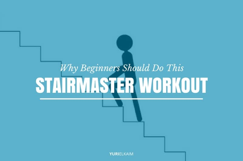 Why This Is the Perfect Stairmaster Workout for Beginners