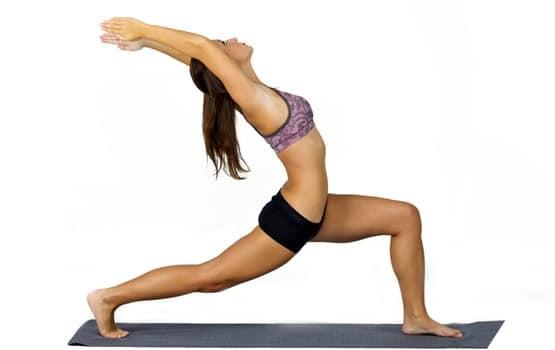 Yoga Hip Openers - Crescent Pose