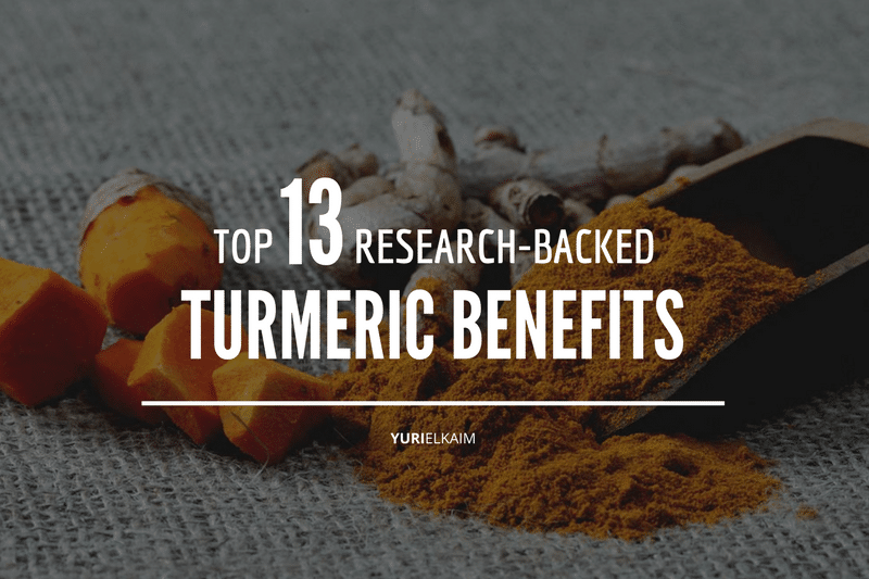Top 13 Benefits of Taking Turmeric