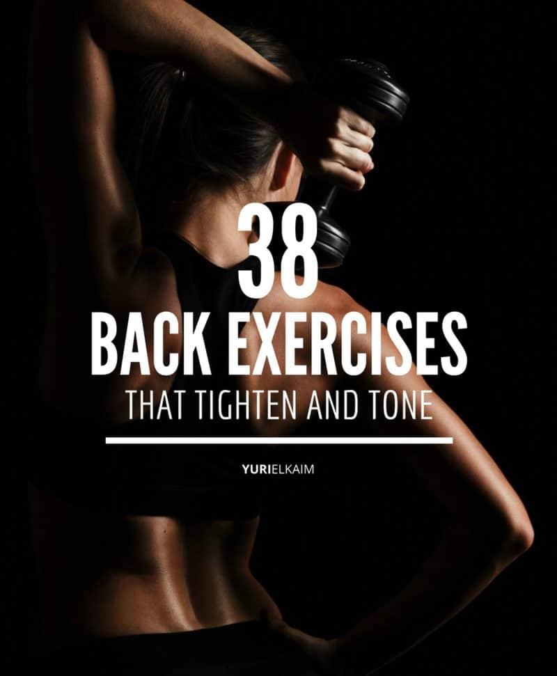 38 BACK EXERCISES
